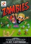 Carátula de Zombies Ate My Neighbors para Mega Drive