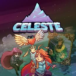 Carátula de Celeste para Nintendo Switch