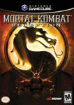 Carátula de Mortal Kombat: Deception para GameCube