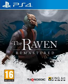 Carátula de The Raven Remastered para PlayStation 4