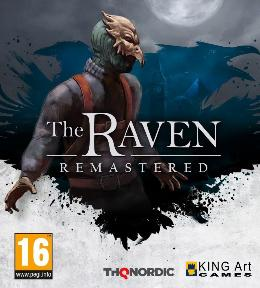 Carátula de The Raven Remastered para PC