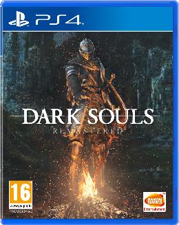 Carátula de Dark Souls Remastered para PlayStation 4