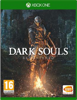 Carátula de Dark Souls Remastered para Xbox One