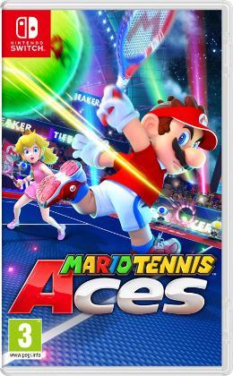 Carátula de Mario Tennis Aces para Nintendo Switch