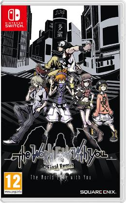 Carátula de The World Ends With You -Final Remix-
