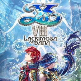 Carátula de Ys VIII: Lacrimosa of DANA para Nintendo Switch