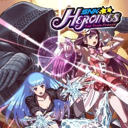 Carátula de SNK Heroines Tag Team Frenzy para PlayStation 4