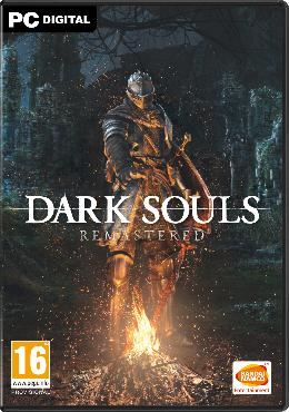 Carátula de Dark Souls Remastered para PC