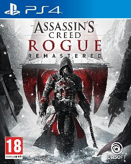 Carátula de Assassin's Creed: Rogue Remastered para PlayStation 4