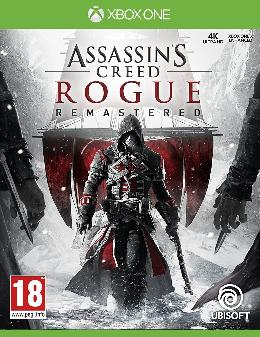 Carátula de Assassin's Creed: Rogue Remastered para Xbox One