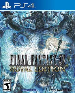 Carátula de Final Fantasy XV: Royal Edition para PlayStation 4