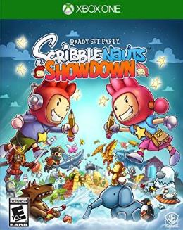 Carátula de Scribblenauts Showdown para Xbox One