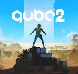 Carátula de Q.U.B.E. 2 para PlayStation 4