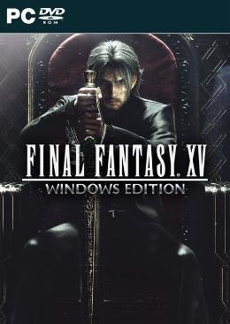 Carátula de Final Fantasy XV Windows Edition para PC