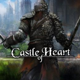 Carátula de Castle of Heart para Nintendo Switch