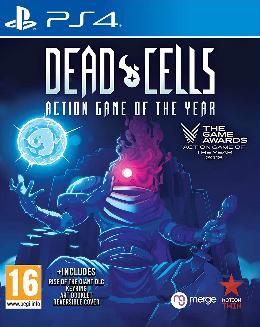 Carátula de Dead Cells para PlayStation 4