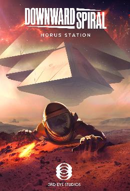 Carátula de Downward Spiral: Horus Station