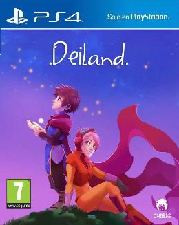 Carátula de Deiland para PlayStation 4