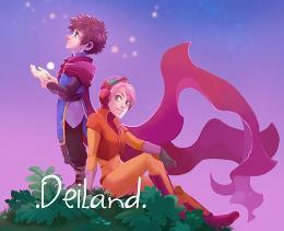 Carátula de Deiland para PC