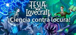 Carátula de Tesla vs Lovecraft para PC