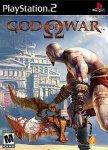 Carátula o portada EEUU del juego God of War para PlayStation 2