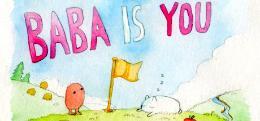 Carátula de Baba is You para PC