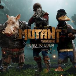 Carátula de Mutant Year Zero: Road to Eden para PlayStation 4