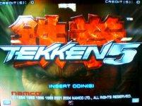 Carátula de Tekken 5 para Arcade