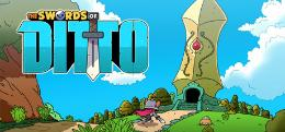 Carátula de The Swords of Ditto para PlayStation 4