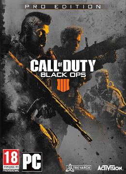Carátula de Call of Duty: Black Ops 4 para PC