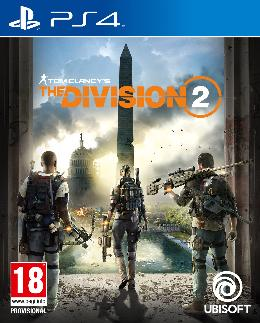 Carátula de Tom Clancy's The Division 2 para PlayStation 4