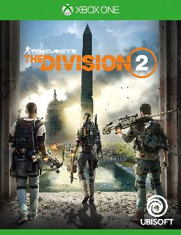 Carátula de Tom Clancy's The Division 2 para Xbox One