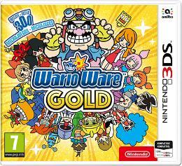 Carátula de WarioWare Gold