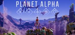 Carátula de Planet Alpha para PlayStation 4
