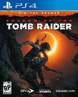 Carátula de Shadow of the Tomb Raider para PlayStation 4