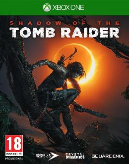 Carátula de Shadow of the Tomb Raider para Xbox One