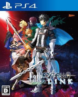 Carátula de Fate/Extella Link para PlayStation 4