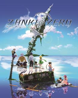 Carátula de Zanki Zero: Last Beginning para PlayStation 4