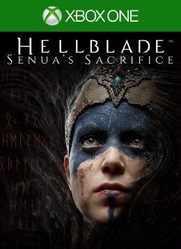 Carátula de Hellblade: Senua's Sacrifice para Xbox One