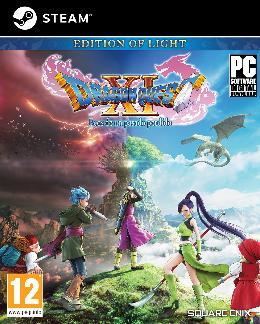 Carátula de Dragon Quest XI: Ecos de un pasado perdido para PC