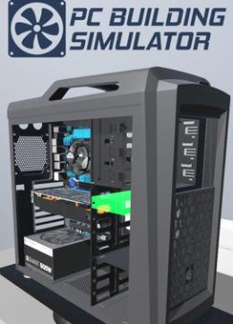 Carátula de PC Building Simulator para PC