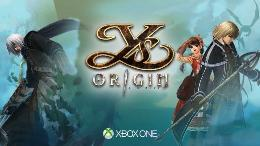 Carátula de Ys Origin