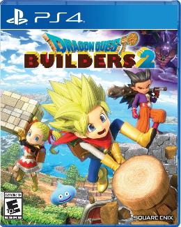 Carátula de Dragon Quest Builders 2 para PlayStation 4