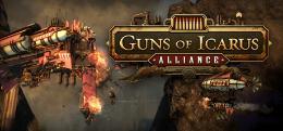 Carátula de Guns of Icarus Alliance para PlayStation 4