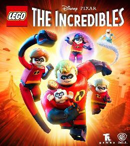 Carátula de LEGO Los Increibles para PlayStation 4