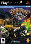 Carátula de Ratchet & Clank 3 para PlayStation 2