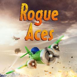 Carátula de Rogue Aces para PlayStation 4