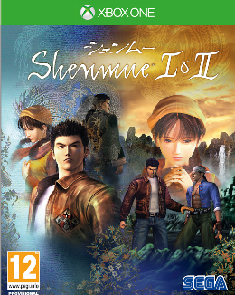 Carátula de Shenmue I & II para Xbox One