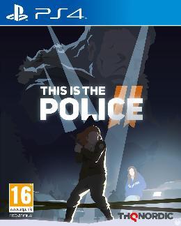 Carátula de This is the Police II para PlayStation 4