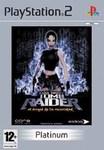 Carátula de Tomb Raider: El Ángel de la Oscuridad para PlayStation 2